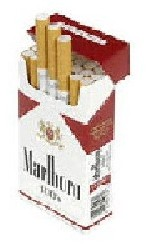 Marlboro 100 Long 5 packets