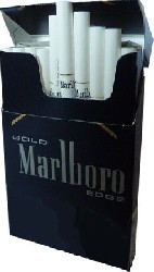 Marlboro Micro Gold (EDGE) 6 packets