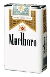 Marlboro Gold Softpack 3 packets