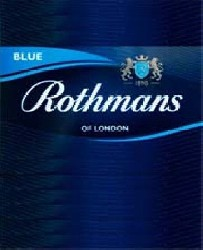 Rothmans Blue - 3 packets