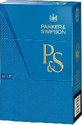 P&S Gold (Parker&Simpson) 6 packets
