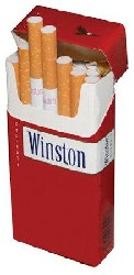 Winston 100 Long 5 packets
