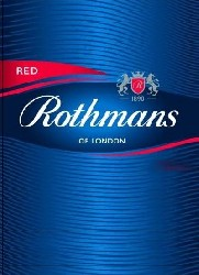 Rothmans Red - 6 packets